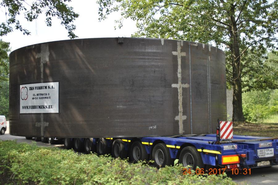 Transport konwertora